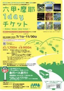六甲摩耶1dayチケット